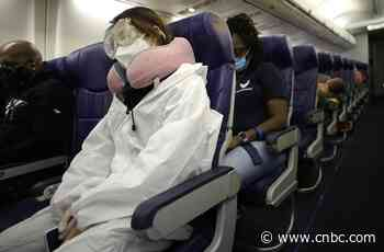 Coronavirus live updates: Southwest to sell middle seats again, Target 'doubling down' on holiday shopping safety - CNBC