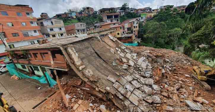 Un muerto deja colapso parcial de antigua plaza de mercado de Yolombó - El Colombiano