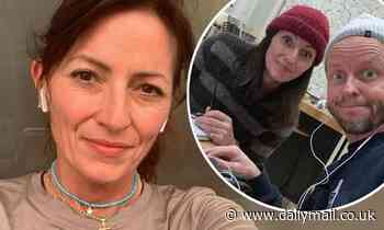 Davina McCall reveals daughter Holly tested positive for COVID-19