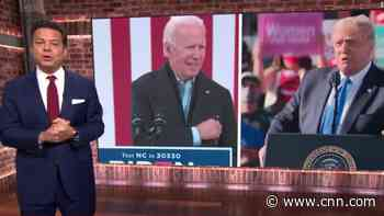 CNN's John Avlon: Trump has had a hard time with this question