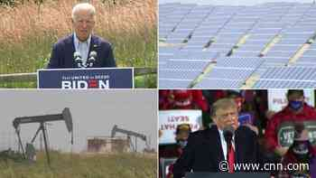 The future of renewable energy could look very different under Biden