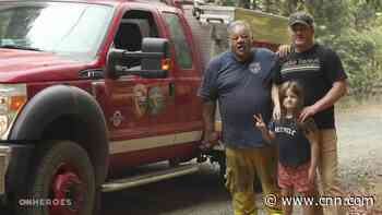 CNN Heroes: Delivering RVs to firefighters who lost their homes