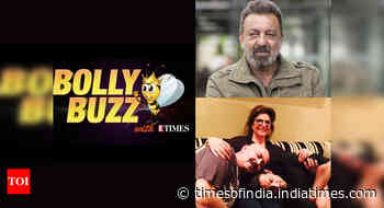 Bolly Buzz: Sanjay Dutt beats cancer