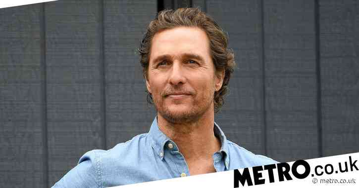 Matthew McConaughey's mum wouldn't let dad's body be covered after he died during sex to show off why he was 'Big Jim'