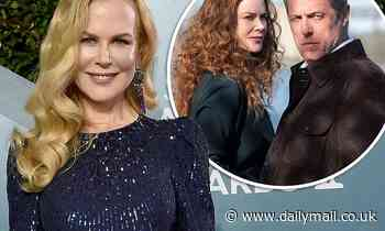 Nicole Kidman gushes over her special bond with on-screen husband Hugh Grant