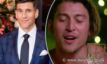Bachelorette: Osher Günsberg asks why Adrian is drinking on antibiotics