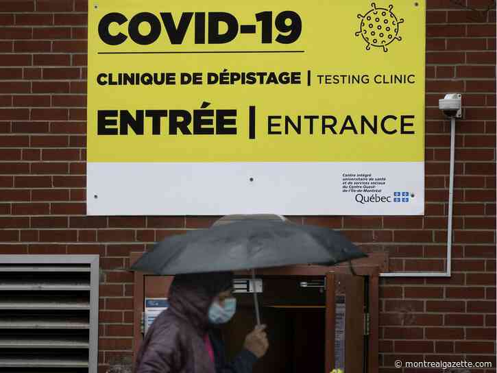 Coronavirus live updates: Quebecers will soon book tests online and get results via text – Dubé