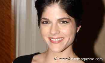 Selma Blair shares stunning poolside snap – and fans react
