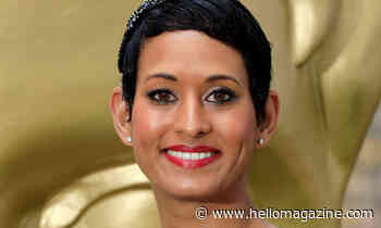 Naga Munchetty reveals her impressive fitness secret
