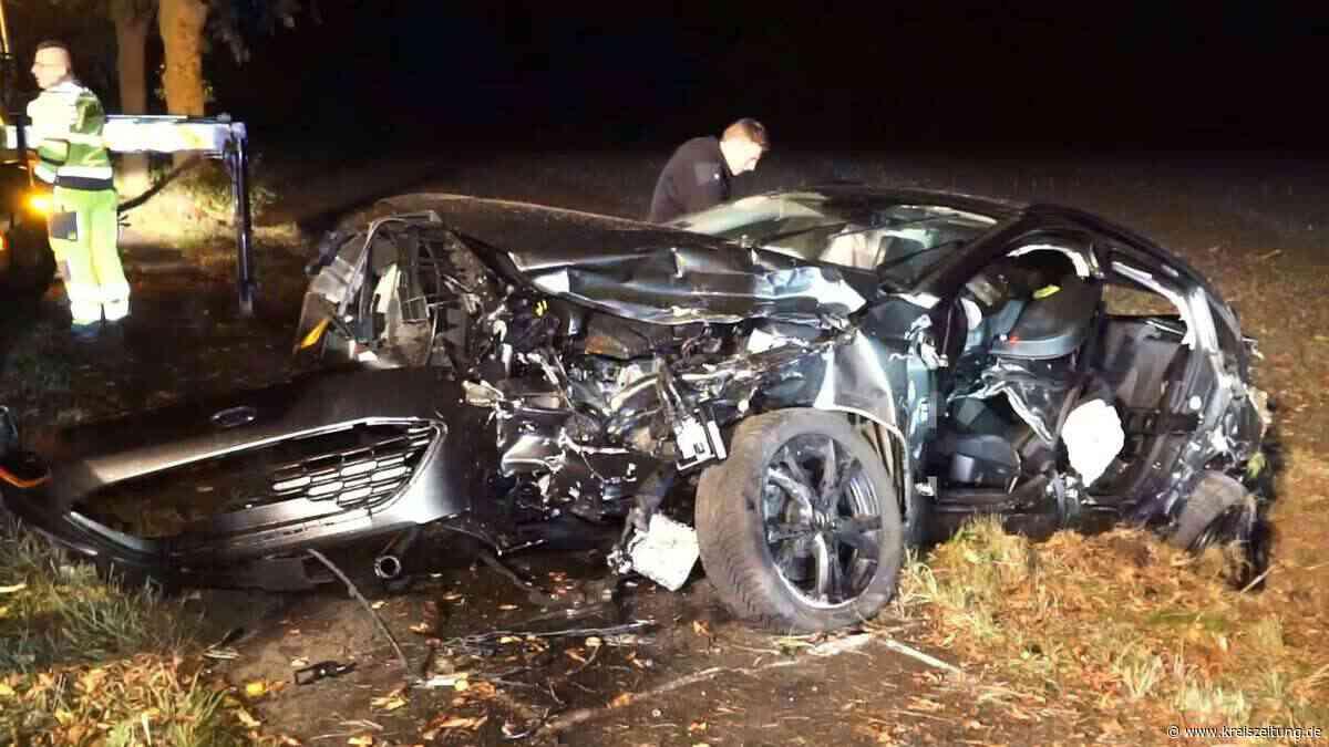 Nach Unfall mit Schwerverletzten bei Barnstorf: B51 voll gesperrt - kreiszeitung.de