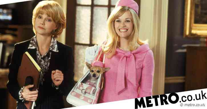 Legally Blonde 3 release delayed so Elle Woods won't be back until 2022