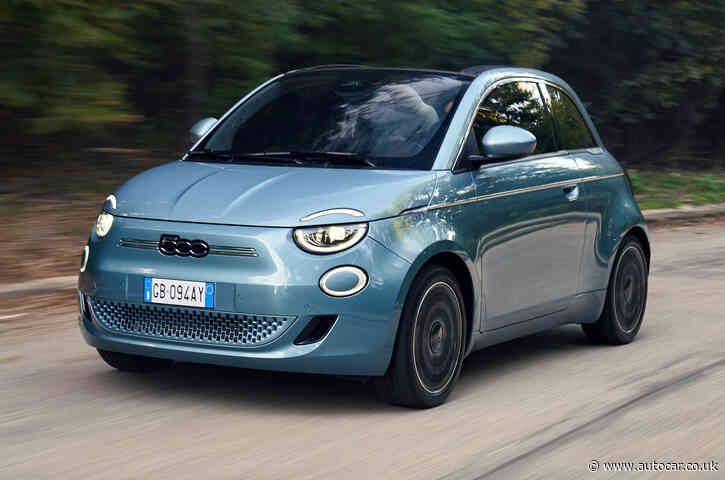 New electric Fiat 500: reborn city car gains £19,995 entry model