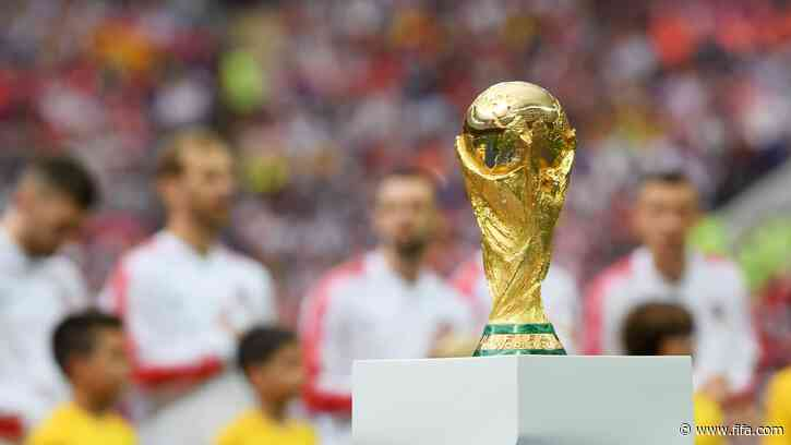 UEFA preliminary draw for FIFA World Cup 2022™ to take centre stage on 7 December