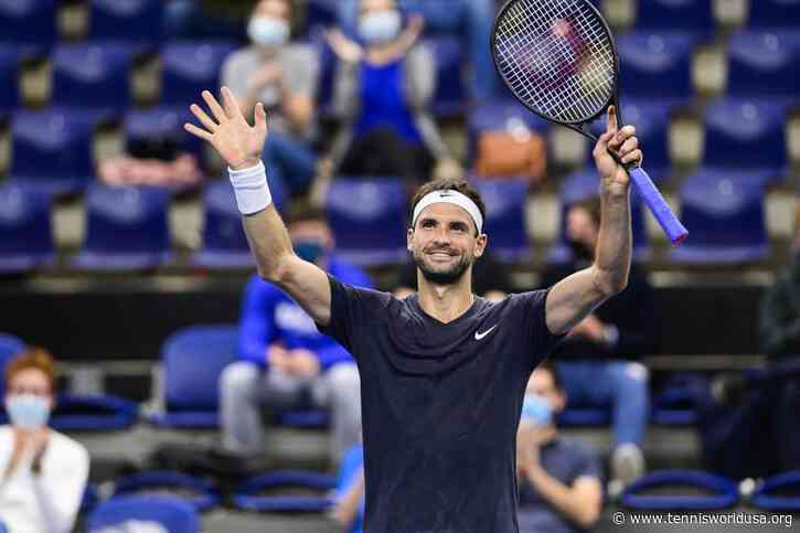 Grigor Dimitrov and the 2020 road he's travelled