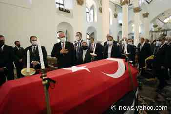 Turkish-Armenian ruling party lawmaker laid to rest