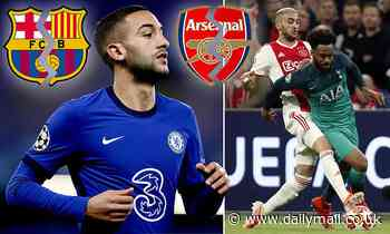 Hakim Ziyech relieved that move to Roma collapsed in 2018