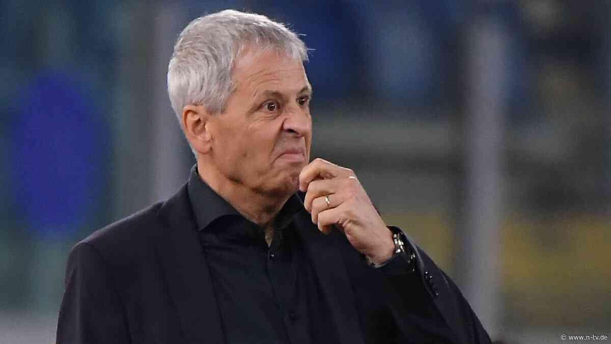 Kehl und Favre urteilen hart:Ein Auftritt, der den BVB erschüttert - n-tv NACHRICHTEN
