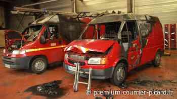 Un pompier volontaire de la caserne de Chaumont-en-Vexin, pyromane, condamné - Courrier picard