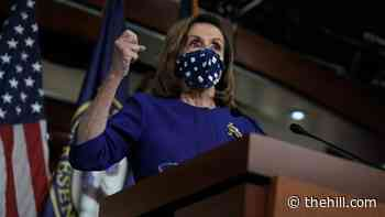 Pelosi calls Iran 'bad actor' but not equivalent to Russia on election interference