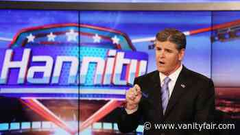 Sean Hannity Is Still Trying to Make Hunter Biden's Emails a Thing - Vanity Fair