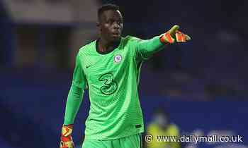 Chelsea's new No 1 Edouard Mendy insists he has a 'very good relationship' with Kepa Arrizabalaga