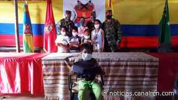 Indígenas de Risaralda recibieron apoyo interinstitucional por parte del Ejército Nacional - Noticias RCN