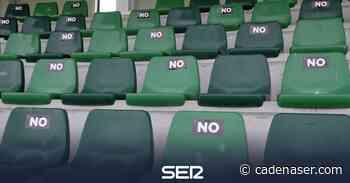 Los espectadores que acudan a La Albuera tendrán que presentar una declaración responsable - Cadena SER