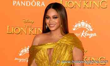 Beyoncé rocks a swimsuit and heels in sensational new photo