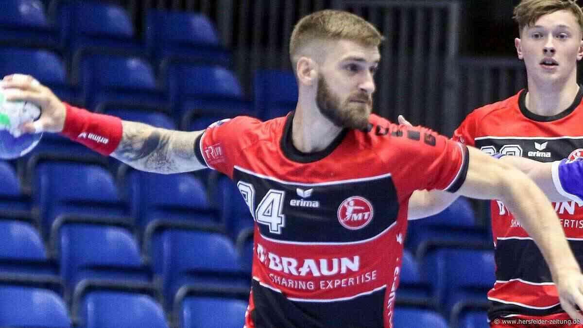Melsunger Bundesliga-Handballer arbeiten an den eklatanten Schwächen im Angriff - Hersfelder Zeitung