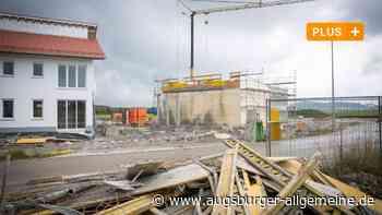 Tödlicher Baustellenunfall in Denklingen: Wer jetzt nach der Ursache sucht