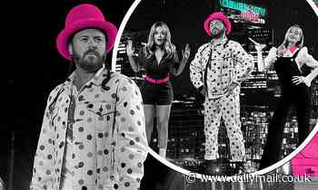 Keith Lemon saw Laura Whitmore in Celebrity Juice audience years ago