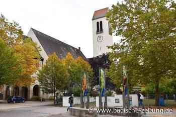 Die Akustik der Hallenkonstruktion der Christuskirche ist ausgezeichnet - Rheinfelden - Badische Zeitung