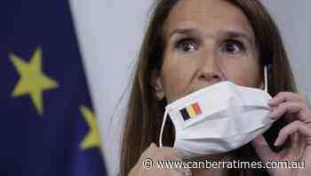 Belgian foreign minister in ICU with virus - The Canberra Times