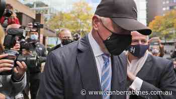 Becker accused of not releasing trophies - The Canberra Times