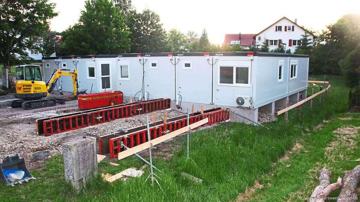 Burladingen - Neue Rettungswache kommt nach Killer - Schwarzwälder Bote