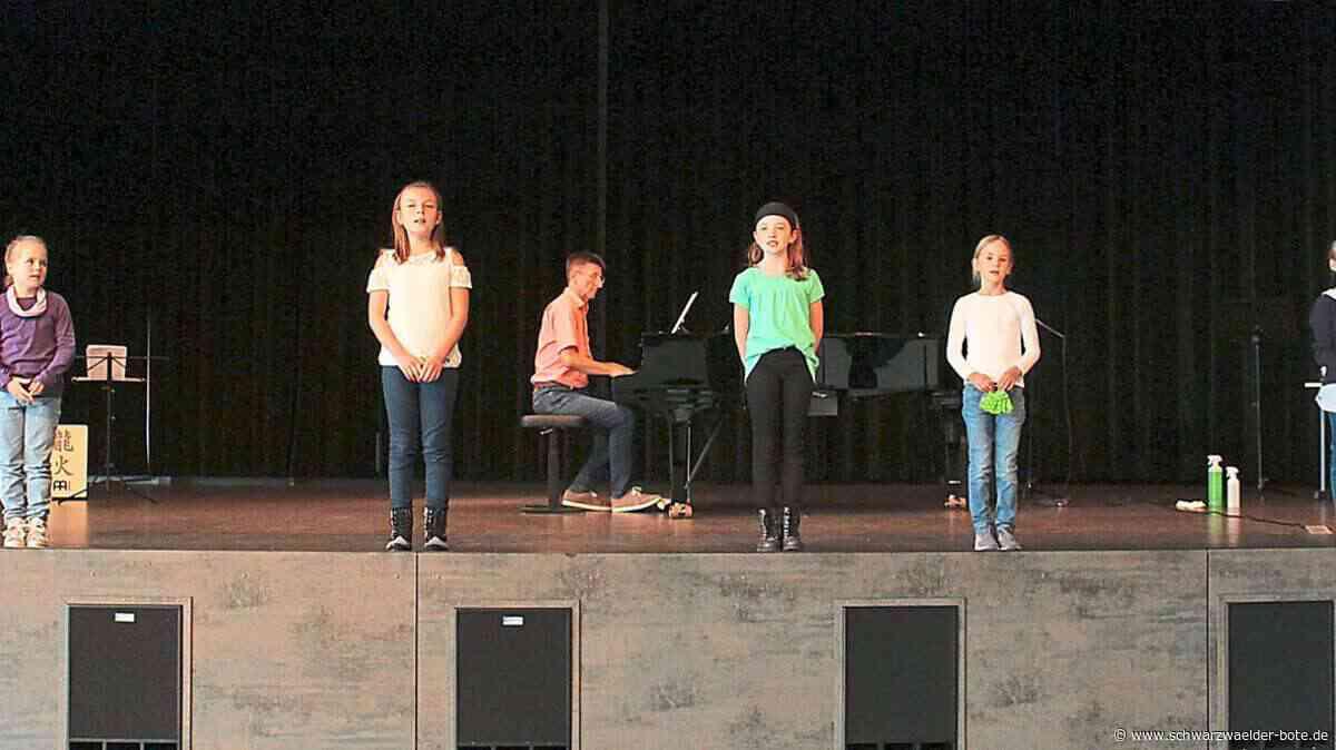 Burladingen - Eine Reise in die Zeit der Musicals - Schwarzwälder Bote