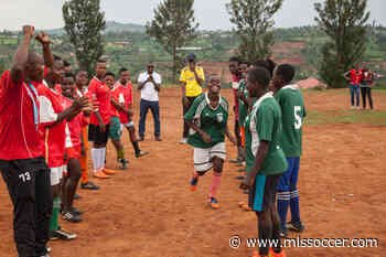 How Portland Timbers are helping Rwanda's youth recover from devastating genocide through soccer