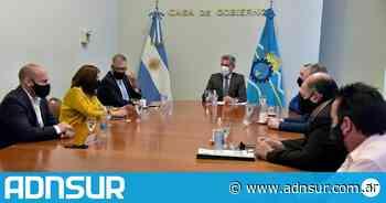 """Arcioni llega este jueves de Buenos Aires y evaluarán su estado de salud aunque """"está asintomático"""" - ADN Sur"""