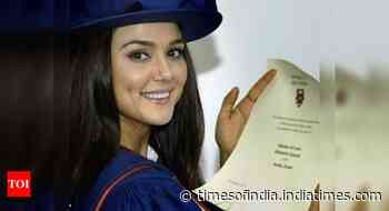 Preity: I joke & tell my friends 'I'm a doctor'