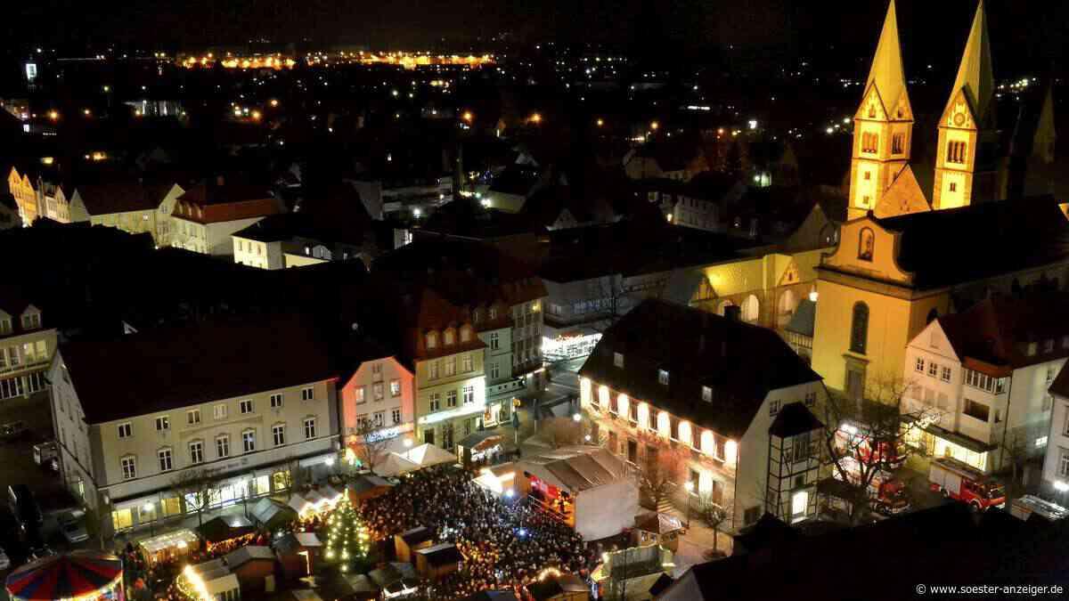 Weihnachtsmarkt und Halloween-Shopping in der Werler Innenstadt sind abgesagt - soester-anzeiger.de