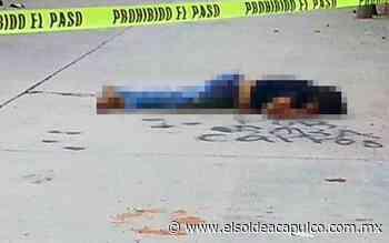 Localizan cuerpo sin vida en Tlapa de Comonfort - elsoldeacapulco.com.mx
