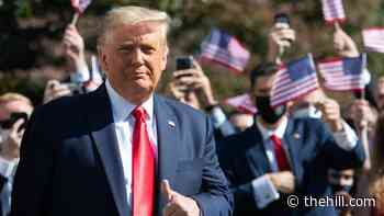 Trump to vote early in Florida on Saturday