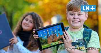 Stadt verteilt 2700 mobile Endgeräte an Lübecker Schulen
