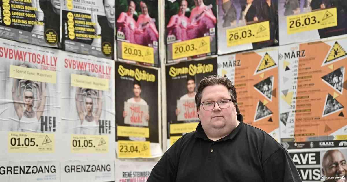 Krefeld: Kufa braucht Veranstaltungen zum Überleben - Westdeutsche Zeitung