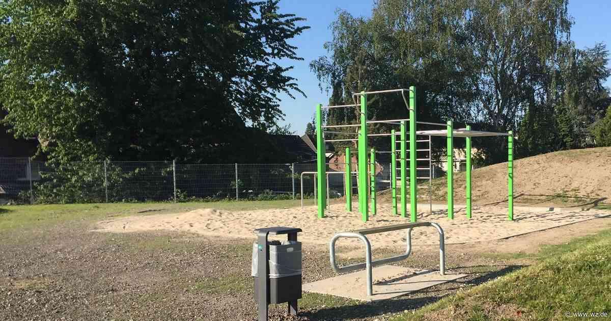 Krefeld: Bewegung in vier Parks - Westdeutsche Zeitung
