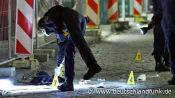 Tödliche Messerattacke in Dresden - Verdächtiger wurde am Tattag observiert - Deutschlandfunk