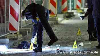 Attentat in Dresden - Anschlag in der Altstadt - Süddeutsche Zeitung