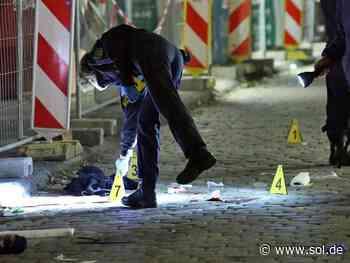 Attacke auf Dresden-Touristen - Islamist in U-Haft - sol.de