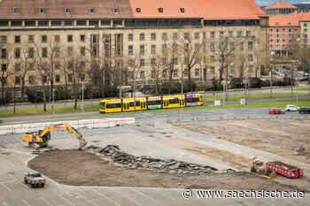 Neue Innenstadtparkplätze für Dresden? - Sächsische Zeitung