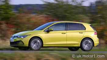 VW Golf TGI debuts with 130-bhp natural gas engine